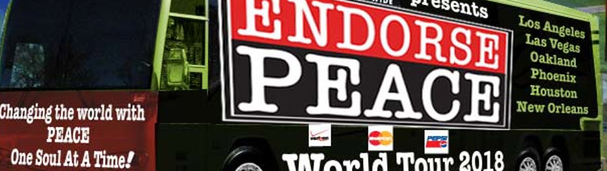 1 Welcome To The Endorse Peace Website